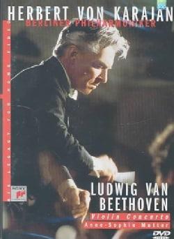 Beethoven: Violin Concerto (DVD)