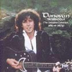 Donovan - Troubadour:Definitive Collection