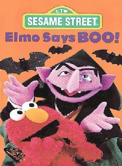 Elmo Says Boo (DVD)