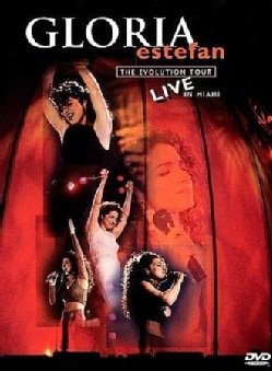 Evolution Tour: Live in Miami (DVD)