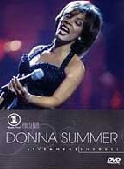 VH1 Presents Donna Summer Live & More (DVD)