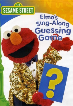 Elmo's Sing-Along Guessing Game (DVD)