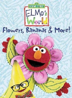 Elmo's World: Flowers Bananas & More (DVD)