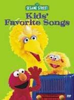 Sesame Street: Kid's Favorite Songs (DVD)