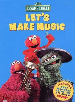 Sesame Street: Let's Make Music (DVD)