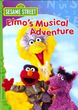 Elmo's Musical Adventure: Peter & Wolf (DVD)