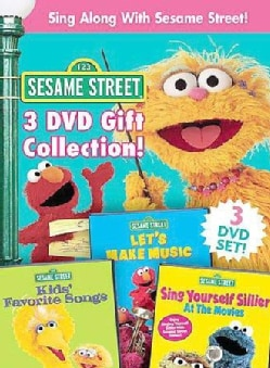 Sesame Street: Sing Along With Sesame Street Box Set (DVD)