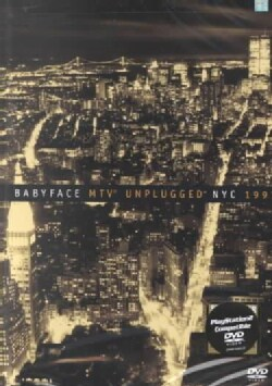 Babyface:Unplugged (DVD)