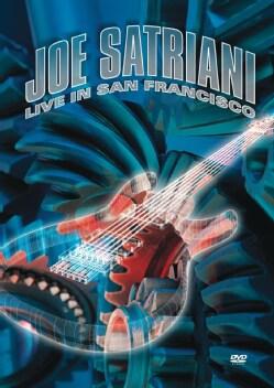 Joe Satriani: Live in San Francisco (DVD)