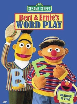 Bert & Ernie's Word Play (DVD)