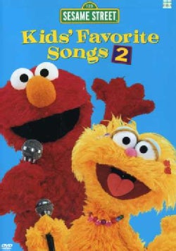 Sesame Street: Kid's Favorite Songs 2 (DVD)