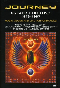 Journey - Greatest Hits DVD 1978-1997 (DVD)
