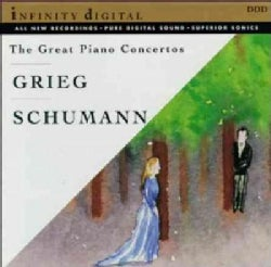 Infinity Digital - Great Piano Concertos of Grieg & Schumann