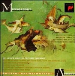 Abbado/Bp - Mussorgsky: St John's Night on Bare Mountain; Works