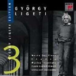 Pierre-Lauren Aimard - Ligeti:Piano Solos
