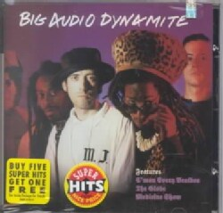 Big Audio Dynamite - Super Hits