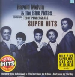 Harold & The Blue Notes Melvin - Super Hits