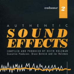 Artist Not Provided - Sound Effects Volume 2