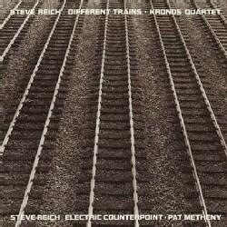 Kronos Quartet/Methe - Reich: Different Trains