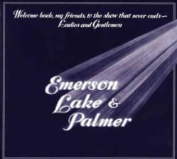 Lake & Palmer Emerson - Emerson, Lake & Palmer