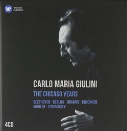Various - Carlo Maria Giulini: The Chicago Years
