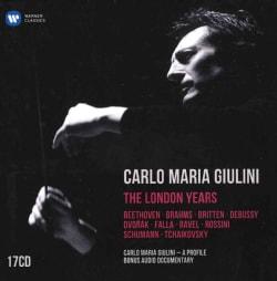 Various - Carlo Maria Giulini: The London Years