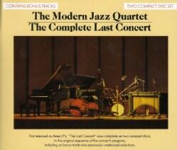 Modern Jazz Quartet - Complete Last Concert