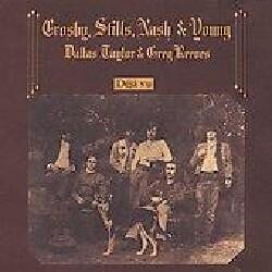 Stills, Nash & Young Crosby - Deja Vu