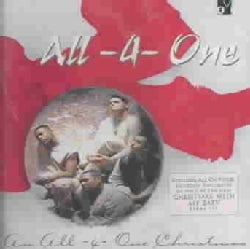 All 4 One - All 4 One Christmas
