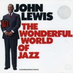 John Lewis - Wonderful World of Jazz