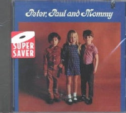 Peter Paul & Mary - Peter,Paul and Mommy