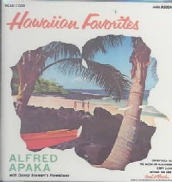 Alfred Apaka - Hawaiian Favorites