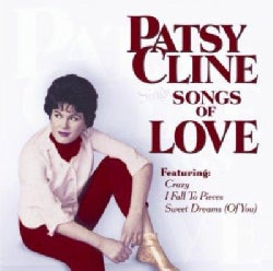 Patsy Cline - Sings Songs of Love