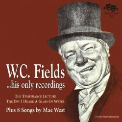Mae West - W.C. Fields/His Only Recording