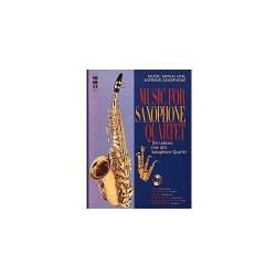 Various - Saxophone Quartet Vol. 1