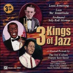 Happy Jazz Band - 3 Kings of Jazz