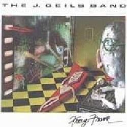 J. Band Geils - Freeze Frame