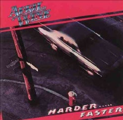 April Wine - Harder & Faster