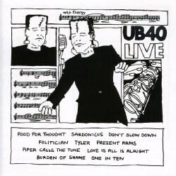 UB40 - Ub40 Live