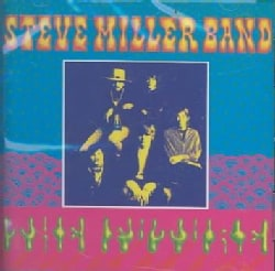 Steve Band Miller - Children of the Future
