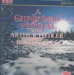 Boston Pops Orchestra - Christmas Festival