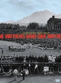 Live at Folsom Field Boulder Colorado (DVD)