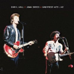 D Hall/J Oates - Greatest Hits Live