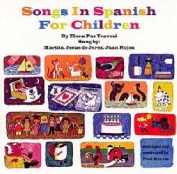 Various - Songs in Spanish for Children