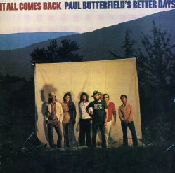 Paul Butterfield - It All Comes Back