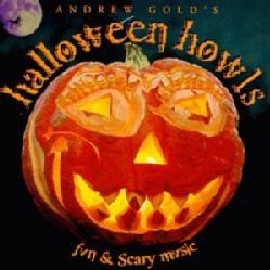 Andrew Gold - Halloween Howls-Fun & Scary Music
