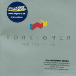 FOREIGNER - DEFINITIVE
