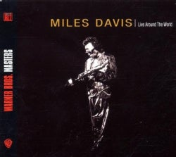 MILES DAVIS - LIVE AROUND THE WORLD