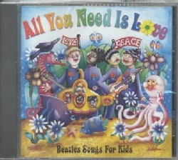 Various - All You Need Is Love:Beatles for Kids