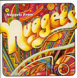 Various - Nuggets from Nuggets